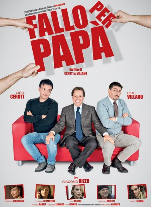 Fallo per Papà: la locandina del film