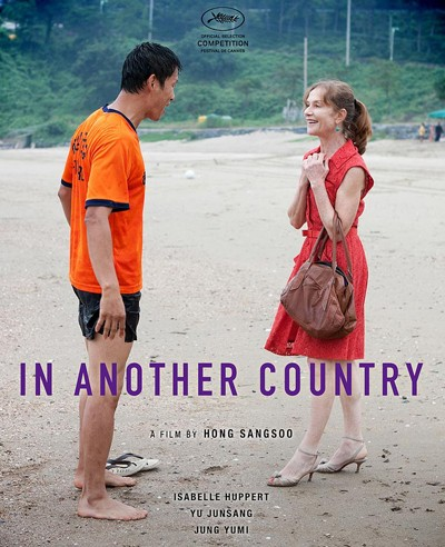 In Another Country: il poster del film