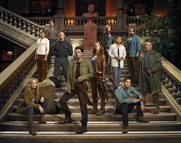 Revolution: una prima foto promozionale del cast della serie