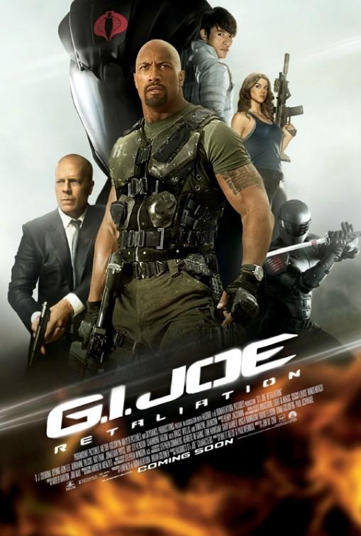 G.I. Joe: La vendetta: nuovo poster USA