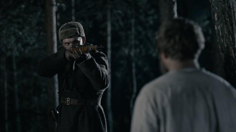 In the Fog: un'immagine del film diretto dal russo Sergei Loznitsa