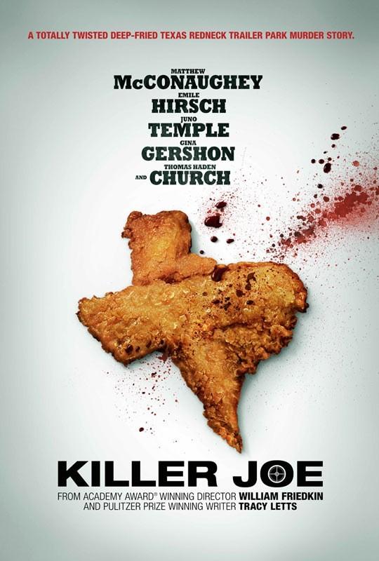Killer Joe: ecco la nuova locandina