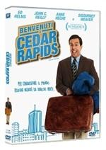 La copertina di Benvenuti a Cedar Rapids (dvd)