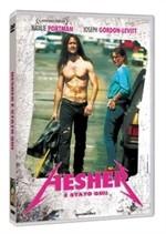 La copertina di Hesher è stato qui (dvd)
