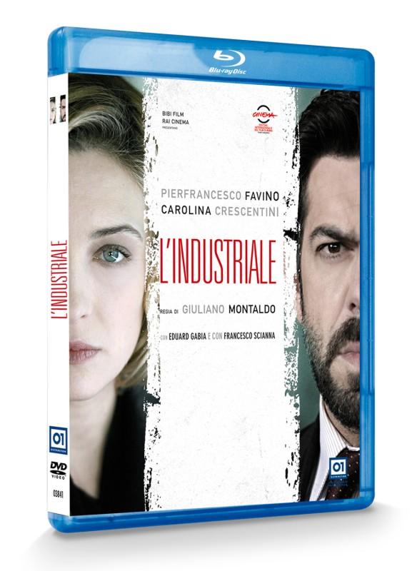 La copertina di L'industriale (blu-ray)
