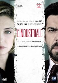 La copertina di L'industriale (dvd)
