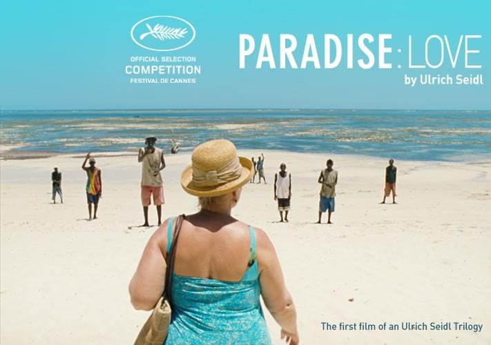Paradise: Love, il poster del film