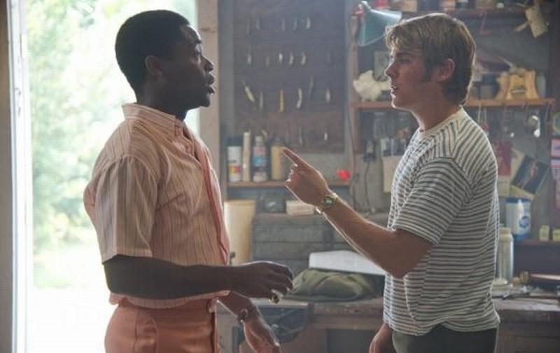 The Paperboy: David Oyelowo e Zac Efron in un'immagine del film