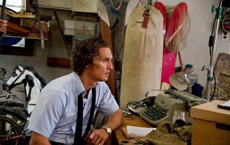 The Paperboy: Matthew McConaughey in una scena del film nei panni di Ward James