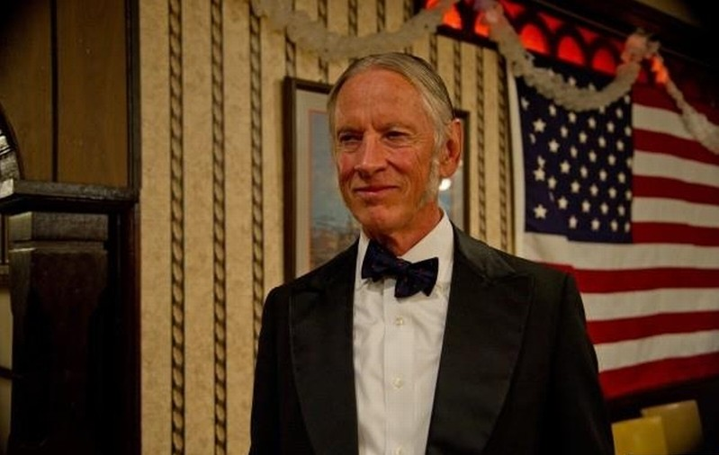 The Paperboy: Scott Glenn in un'immagine tratta dal film