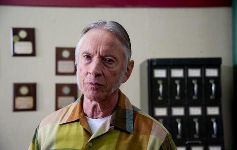The Paperboy: Scott Glenn in una scena del film