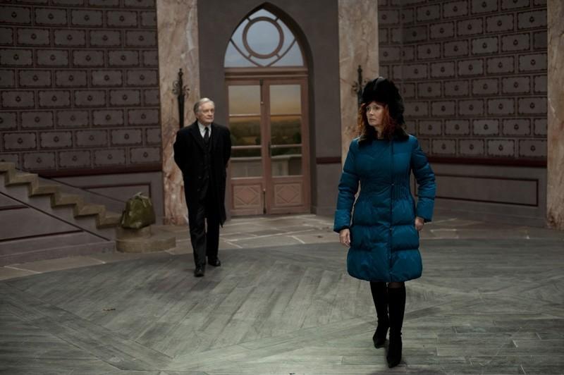 Vous n'avez encore rien vu: Sabine Azéma insieme a Andrzej Seweryn in una scena