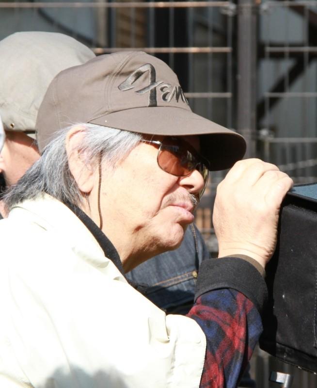 11/25 The Day Mishima Chose His Own Fate: il regista Koji Wakamatsu sul set