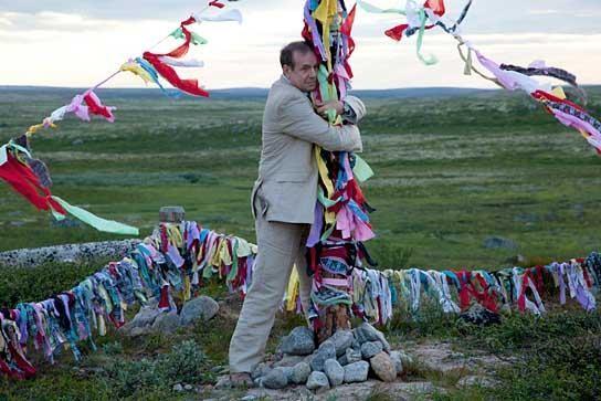 Ausgerechnet Sibirien: Joachim Król in una scena
