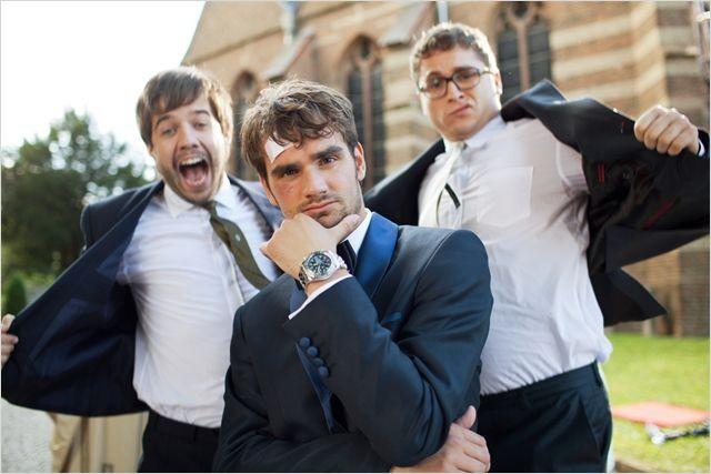 Das Hochzeitsvideo: una scena della wedding-comedy