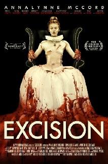 Excision: ecco la visionaria locandina