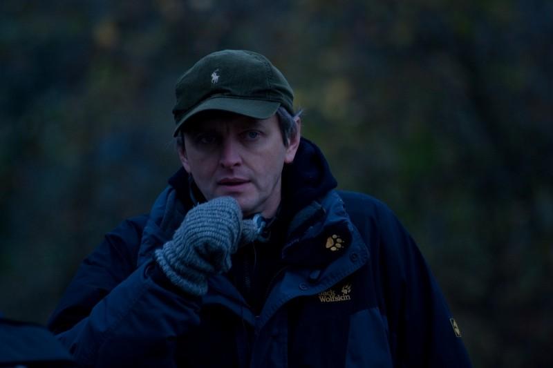 In the Fog: il regista russo Sergei Loznitsa sul set del film