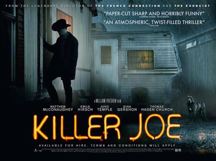 Killer Joe: uno dei wallpaper del film