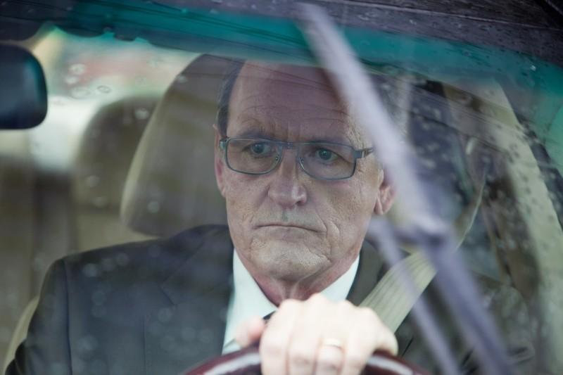 Killing Them Softly: Richard Jenkins in una scena del film