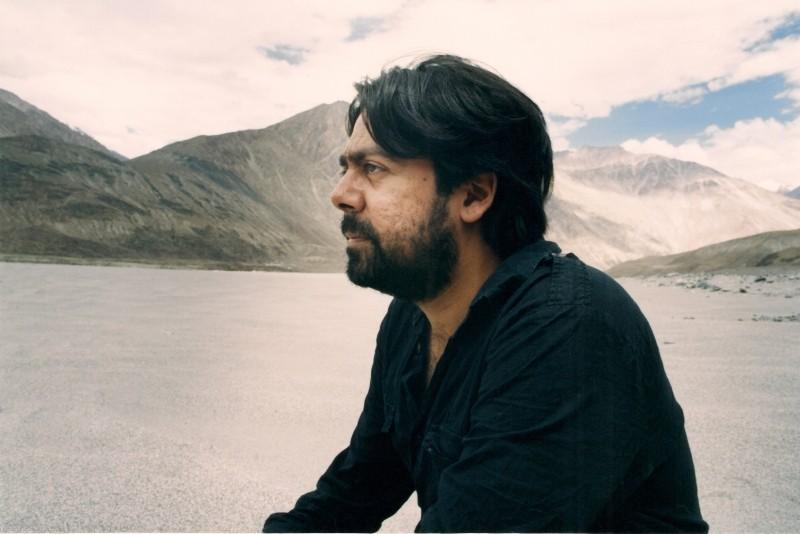 Miss Lovely: il regista Ashim Ahluwalia in una foto promozionale