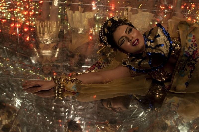 Miss Lovely: Niharika Singh in un'immagine del film