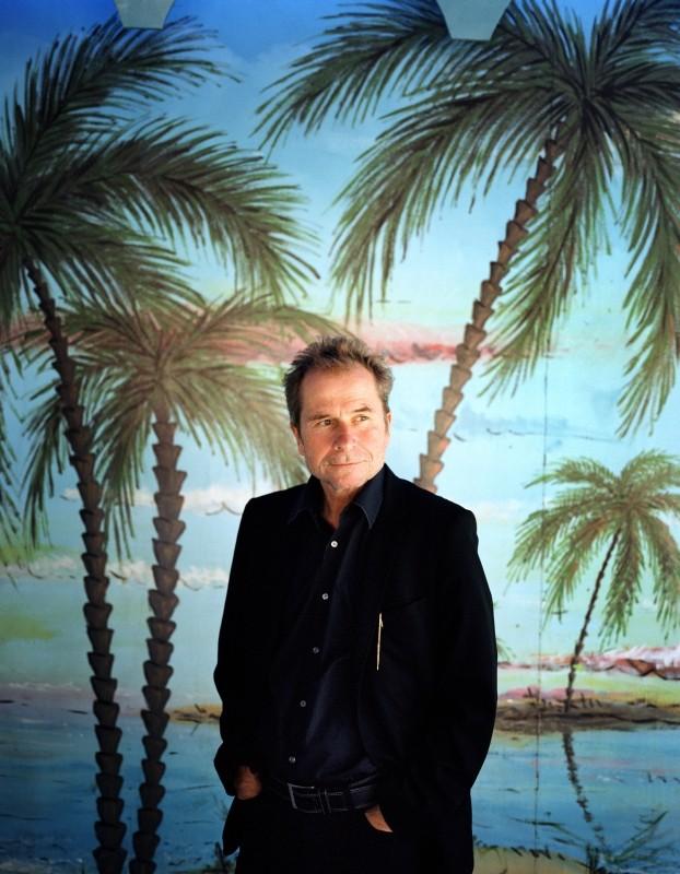 Paradise: Love, il regista Ulrich Seidl in una foto promozionale del film