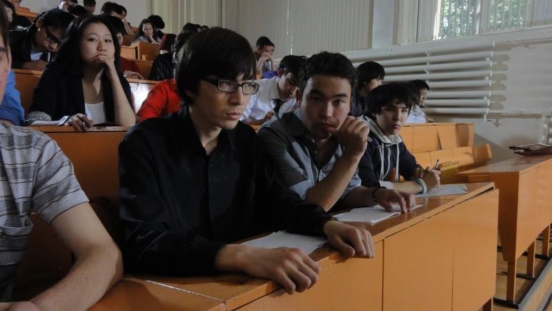 Student: un'immagine del film