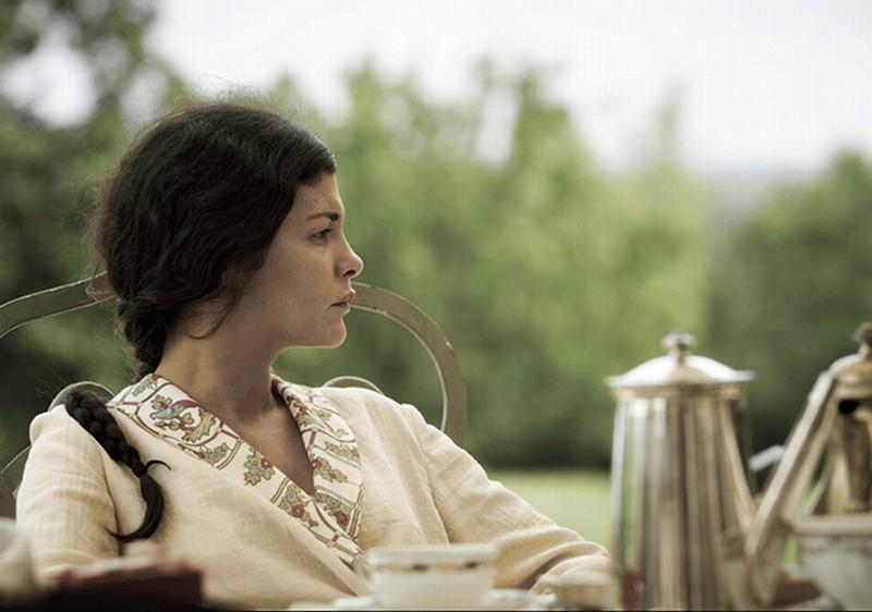 Thérèse Desqueyroux: la protagonista Audrey Tautou in una scena del film