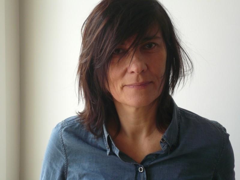 Trois mondes: la regista Catherine Corsini in una foto promozionale