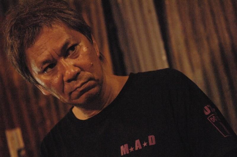 Ai to makoto: il regista Takashi Miike in una foto promozionale del film