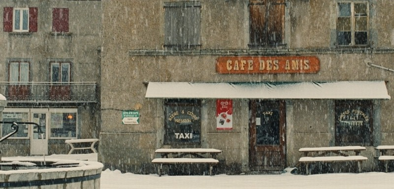 Journal de France: una scena del documentario