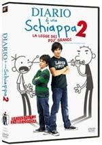 La copertina di Diario di una schiappa 2 - La legge del più grande (dvd)