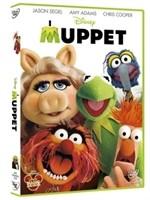 La copertina di I Muppet (dvd)
