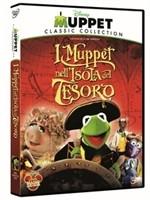 La copertina di I Muppet nell'isola del tesoro (dvd)