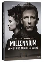 La copertina di Millennium - Uomini che odiano le donne (dvd)