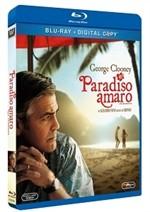 La copertina di Paradiso amaro (blu-ray)