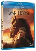 La copertina di War Horse (blu-ray)