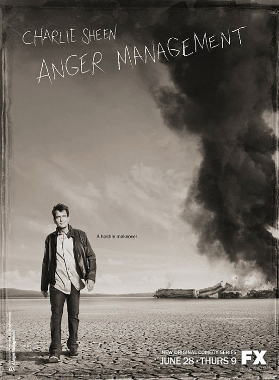 La locandina di Anger Management