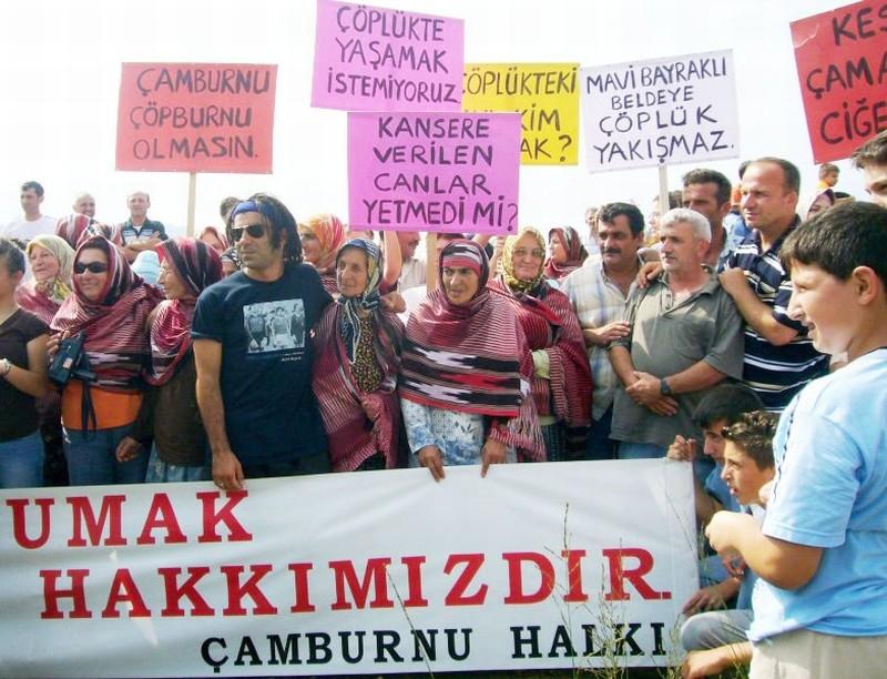 Polluting Paradise: il regista Fatih Akin protesta contro l'inquinamento insieme agli abitanti della cittadina turca di Camburnu, devastata dall'inquinamento