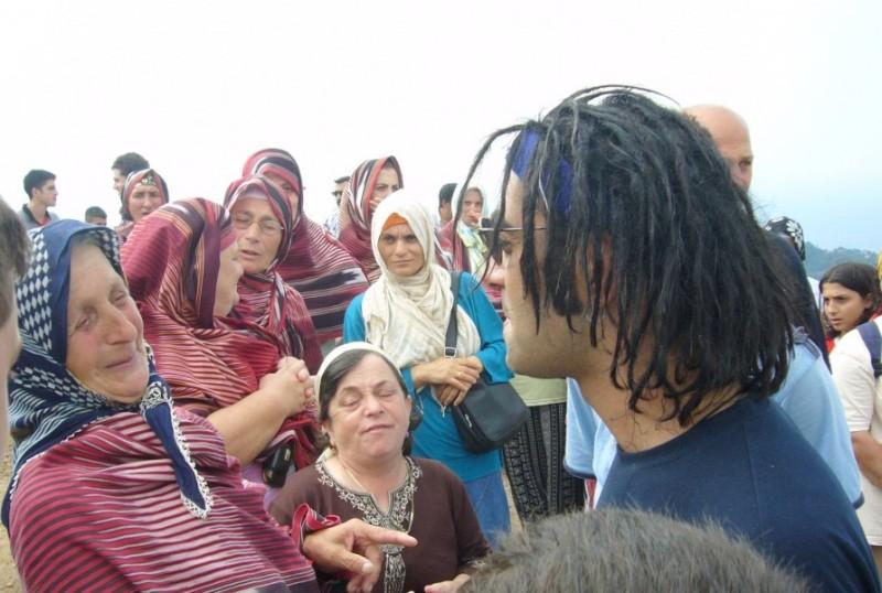 Polluting Paradise: il regista Fatih Akin tra le gente della cittadina turca di Camburnu, devastata dall'inquinamento