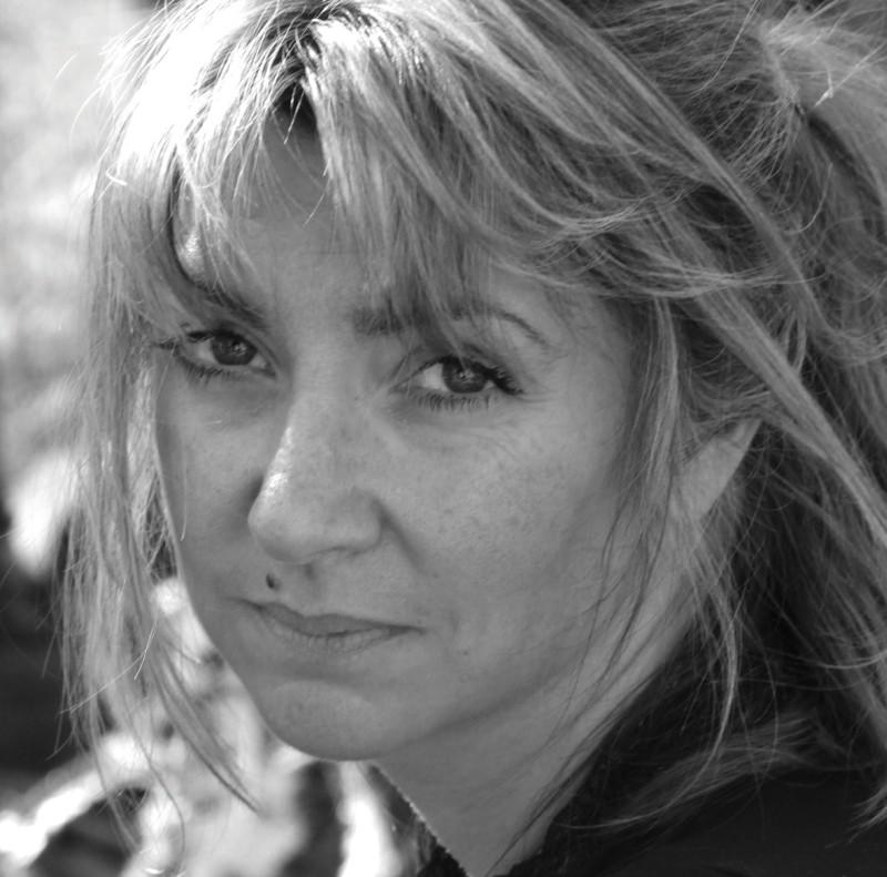 Trashed: la regista del documentario Candida Brady in una foto promozionale
