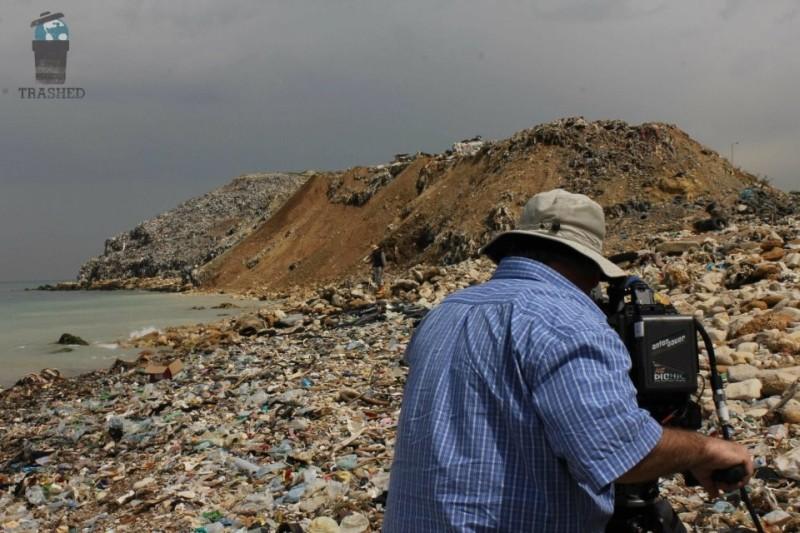 Trashed: un'inquietante immagine tratta dal documentario sull'inquinamento globale