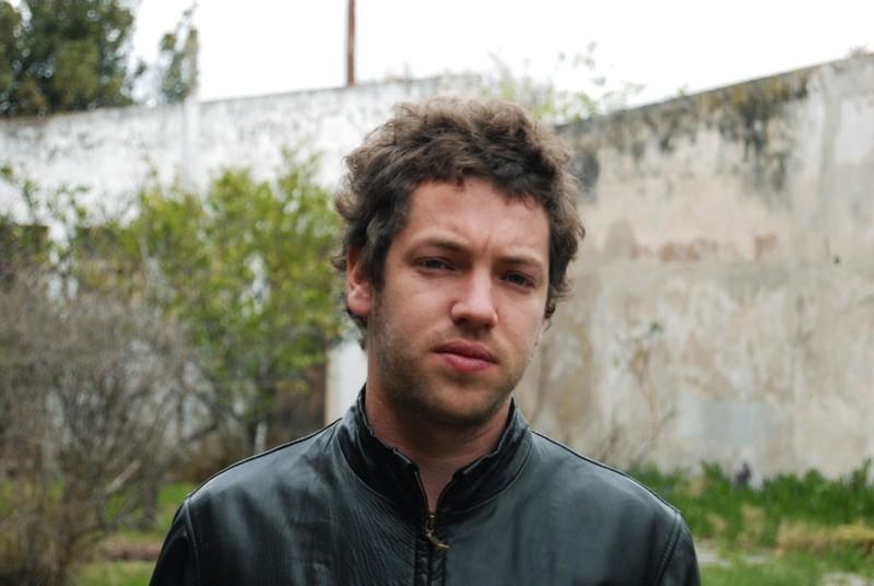 Villegas: il regista Gonzalo Tobal in una foto promozionale