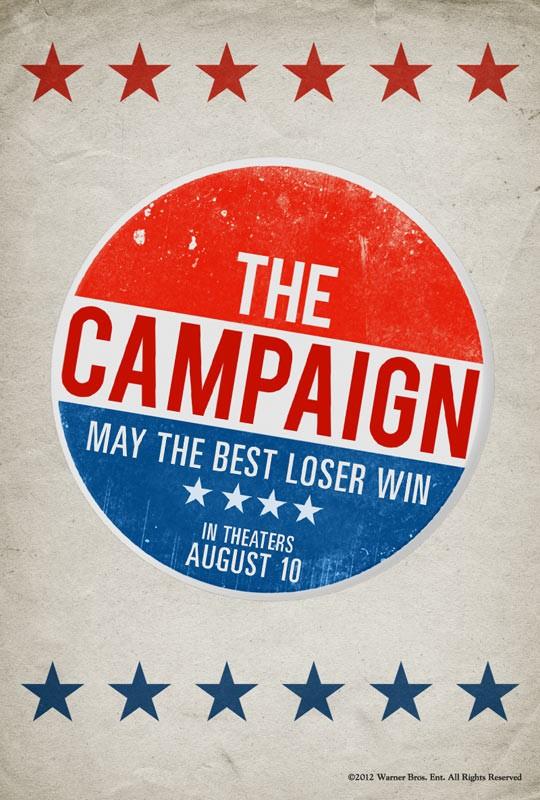 The Campaign: la locandina del film