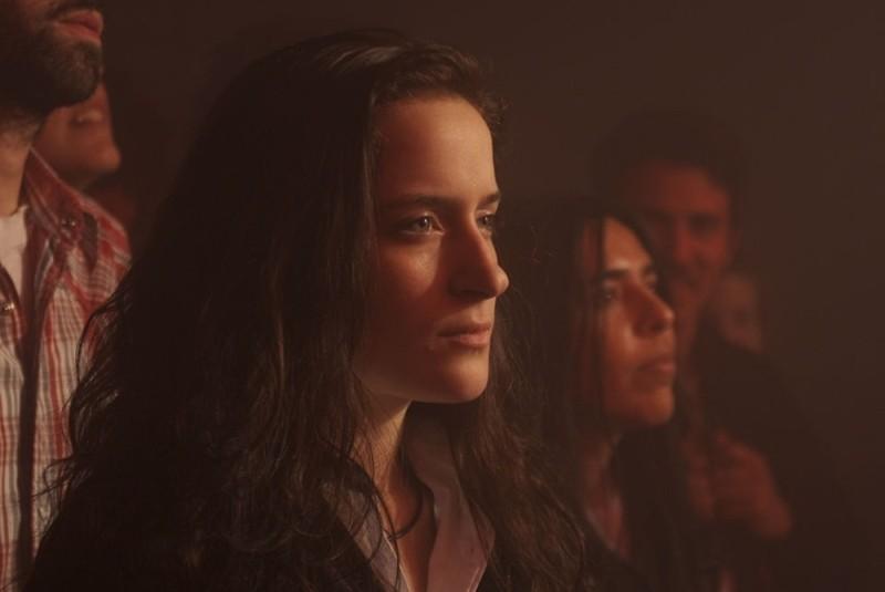 3: Anaclara Ferreyra Palfy in una scena del film