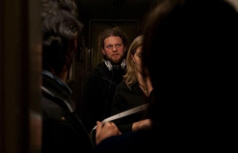3: il regista Pablo Stoll Ward sul set del film