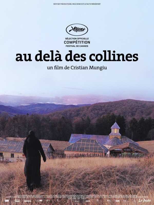 Beyond the Hills: il poster francese del film