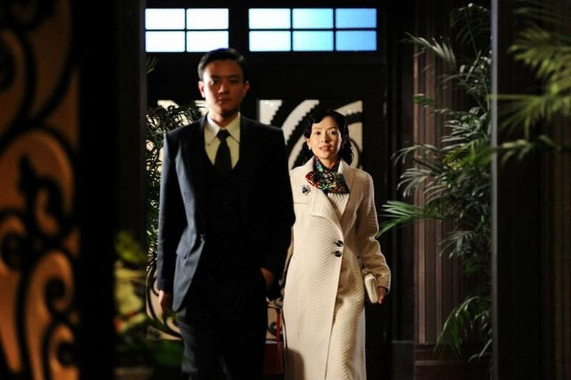 Dangerous Liasons: Ziyi Zhang in una scena tratta dal film