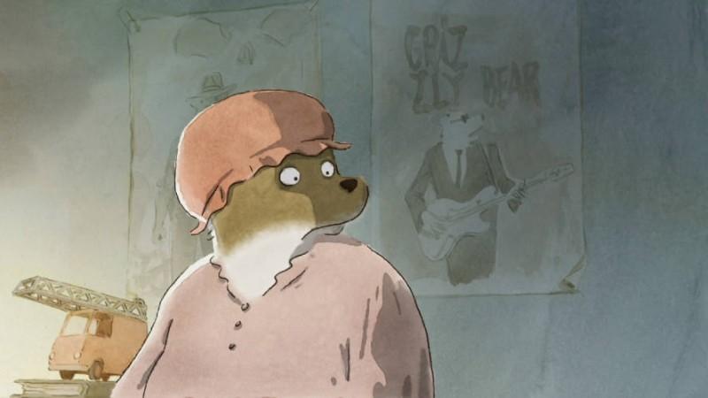 Ernest et Célestine: un'immagine tratta dal film