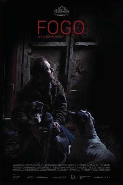 Fogo: il poster del film